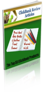 Product picture 55 Clickbank Reviews Free Marketing Tools plus Resale Rights