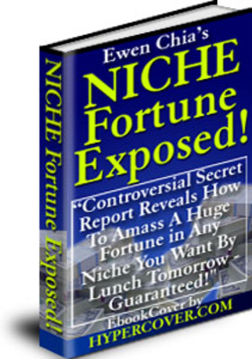Product picture Niche Fortune Exposed worth $97+Resale Rights